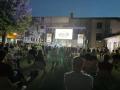 Cesenatico Noir: terza serata venerdì con Mirko Zilahy, Gabriella Genisi, Enrico Franceschini moderati da Luca Crovi. Performance musicale della contrabbassista Caterina Palazzi