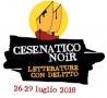 Cesenatico in luglio si tinge di giallo dal 26 al 29 luglio il primo Festival della letteratura noir